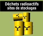 bouton dechets nucleaire