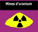 bouton mines uranium