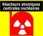 bouton reacteurs nucleaires