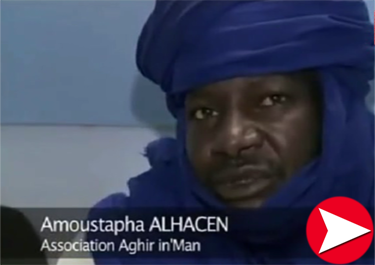 Aghir in man Niger